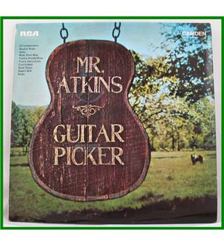 Mr Atkins Guitar Picker - Chet Atkins - CDS1090