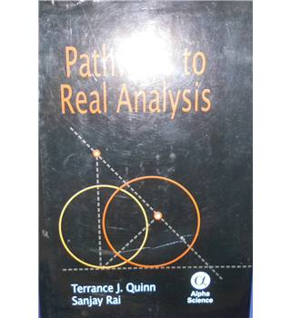 Pathway to Real Analysis