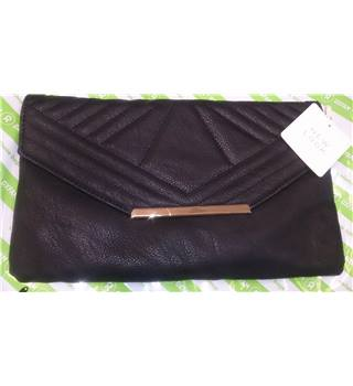 Brand new New Look clutch bag / purse - Black