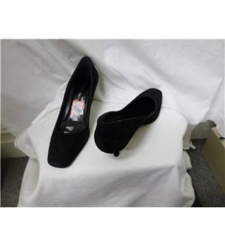 BNWT  Roland Cartier - Size: 5 (EU38) - Black - Suede shoes