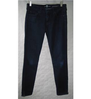 "7 For All Mankind - Size: 26"" - Blue - Jeans"