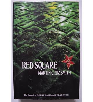 Red Square - Signed 1st Edition