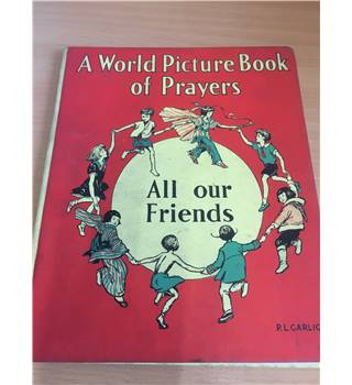 A world picture book of prayers.