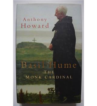 Basil Hume - Signed by Anthony Howard