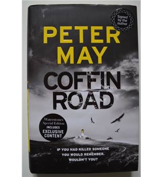 Coffin Road - Peter May - Signed 1st Edition