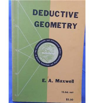 Deductive Geometry