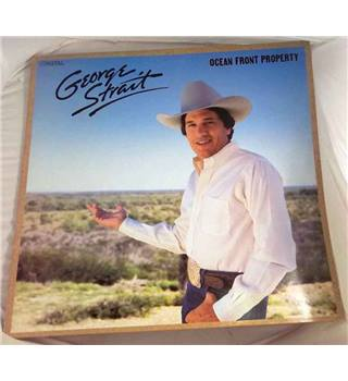 """Ocean Front Property"" LP by George Strait - MCF 3358"