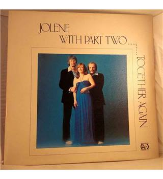 """Together Again"" LP by Jolene With Part Two - BCG 252"