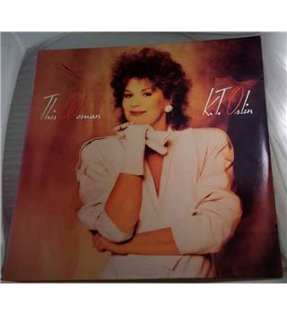 """This Woman"" LP by KT Oslin - PL88369"
