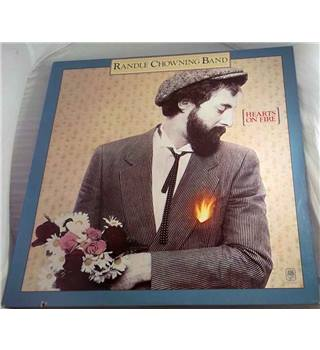 """Hearts On Fire"" LP by Randle Chowning Band - SP-4715"