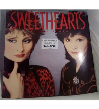 """Sweethearts Of The Rodeo"" LP - CBS 460531 1"