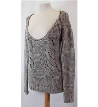 Chloe - Size: S - Grey - Sweater