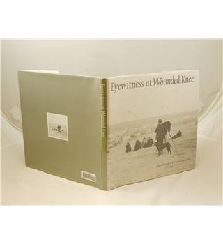 Eyewitness at Wounded Knee by Jensen Paul & Carter Univ of Nebraska Press 1991 hardback with d/j