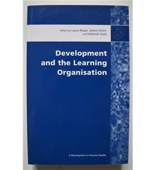 Development and the Learning Organization