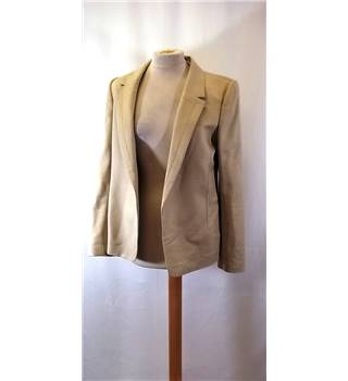 Jaeger - Size: 10 - Beige - Smart jacket / coat