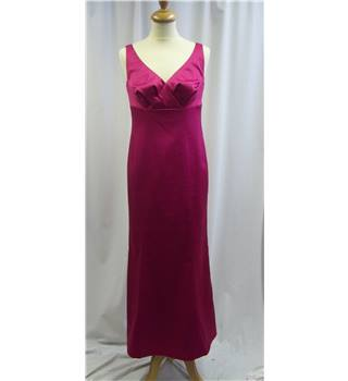 M&S Marks & Spencer - Size: 10 - Pink - Dress