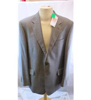 MENS SUIT JACKET chester by chester barrie - Size: 42 Regular - Grey - Single breasted suit jacket