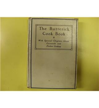 The Butterick Cook Book