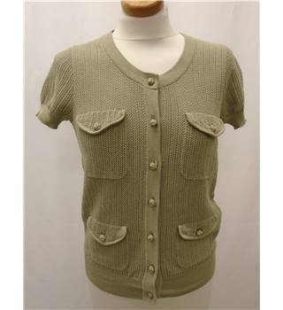Shanghai Tang - Size: S - Beige - Top