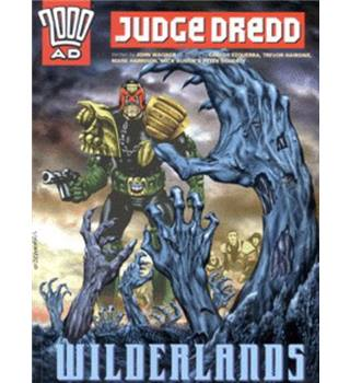Judge Dredd:Wilderlands