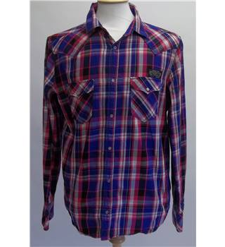 Diesel Check Long Sleeved Size: XL