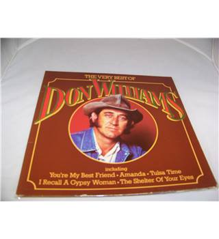 the very best of don williams - mcg 4014