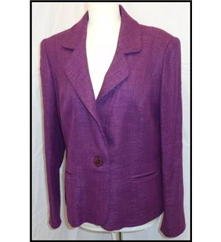 Kaliko - Size: 16 - Purple - Smart jacket / coat