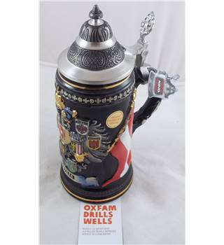B.N.W.T. Original Limited Edition King, Austria, Beer Stein.