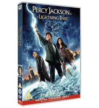 Percy Jackson and the lightning thief PG