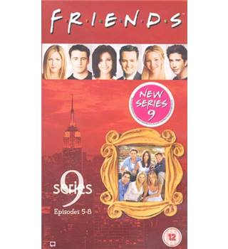 FRIENDS FRIENDS SERIES 9 - EPISODES 5-8 12