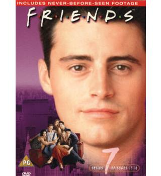 FRIENDS FRIENDS SERIES 7 - EPISODES 13-16 (PLUS DIRECTOR'S CUT) PG