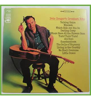 Pete Seeger's Greatest Hits - Pete Seeger - PC9416