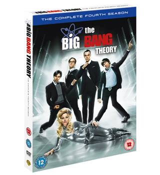 The big bang theory - The complete fourth season 12