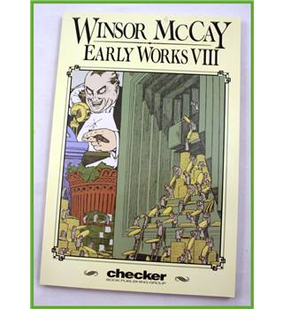 Winsor McCay Early Works volume 8.