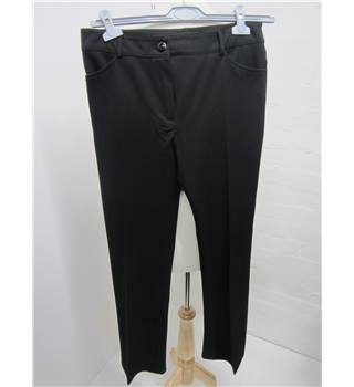 "Ladies Trousers Absolu-Paris - Size: 30"" - Black - Jeggings / stretch trousers"