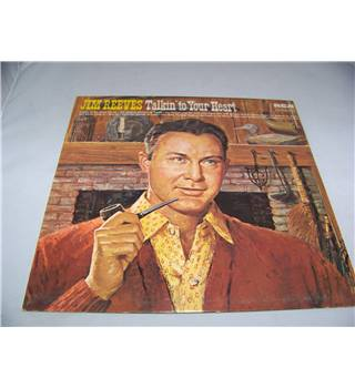talkin' to your heart jim reeves - ints 1425