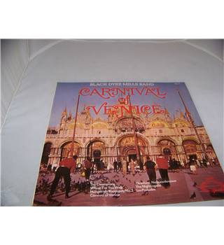 carnival of venice black dyke mills band - hma 211