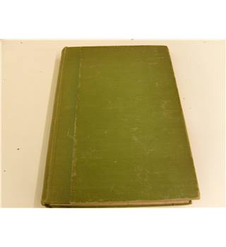 Collected Verse 1881 - 1931 by J S Fletcher 1st edition  publ 1931 George Harrap  green cloth boards good condition