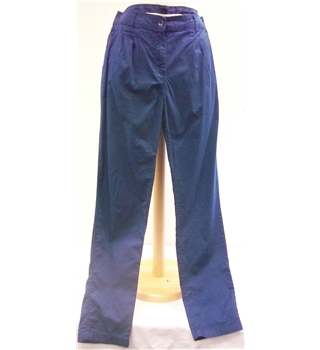 H&M size: 14 blue trousers