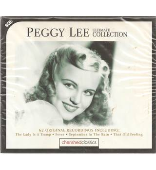 Peggy Lee Ultimate Collection Peggy Lee