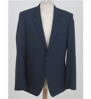 BNWT Reiss, size 38 airforce blue one button suit jacket