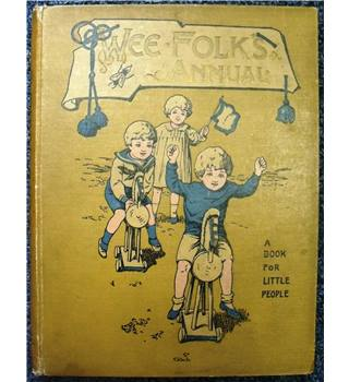 Wee Folk's Annual: A Book for Little People