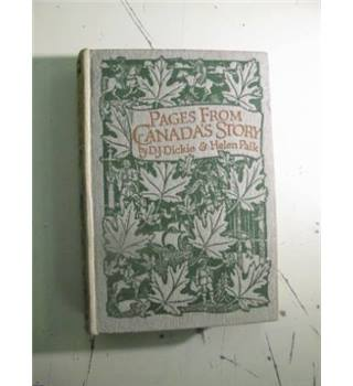Pages from Canada's history