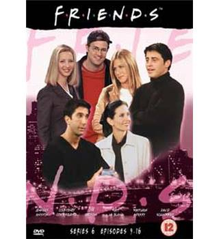 FRIENDS FRIENDS SERIES 6 - EPISODES 9-16 12