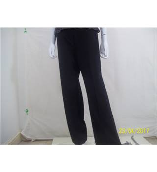 "M&S Marks & Spencer - Size: 34"" - Black - Trousers"