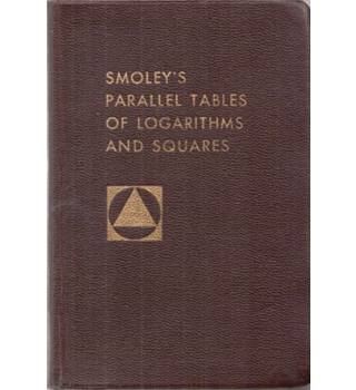 Smoley's Parallel Tables of Logarithms and Squares