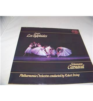 chopin les sylphide philharmonia orchestra - mfp 6038
