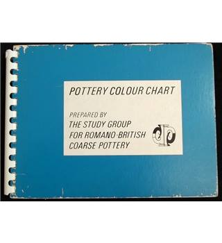Colour Chart for use in describing Earthenware Pottery in Archaeological Reports