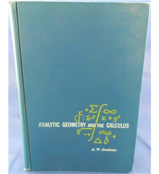 Analytic Geometry and the Calculus