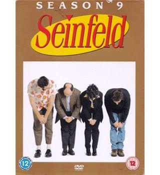 Seinfeld Season 9 [DVD] [12]